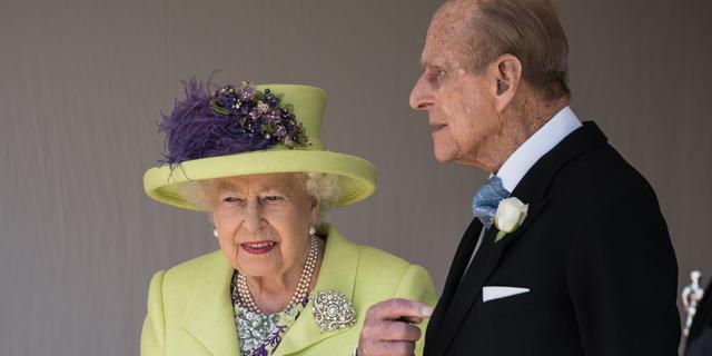 'Elizabeth blijft koningin tot haar dood, ondanks gemis prins Philip'