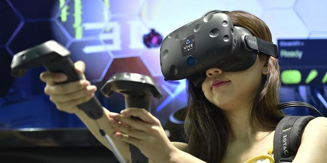 HTC gaat opvolger Vive VR-bril niet op CES aankondigen