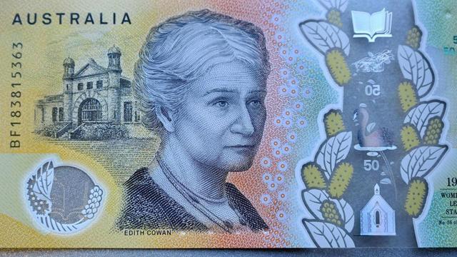 Australië geeft 46 miljoen bankbiljetten met spelfout uit