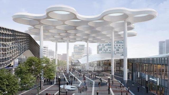 Stationspassage Utrecht Centraal vanaf 27 november tijdelijk dicht