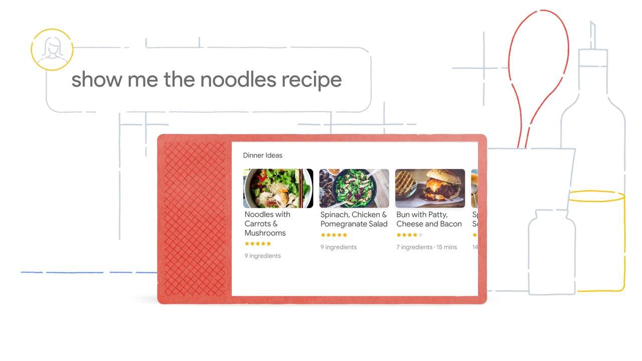 Google toont mogelijkheden van Google Assistant