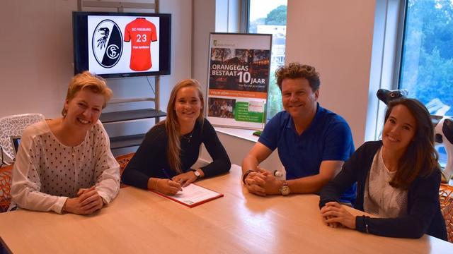 Vrijgekochte Oranje-international Van Lunteren verruilt Ajax voor Freiburg