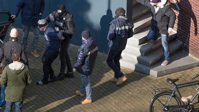 Italiaanse voortvluchtige opgepakt in Venetiëhof Amsterdam