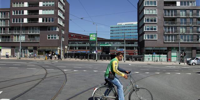 'Woningen in Bos en Lommer en De Baarsjes snelst verkocht'