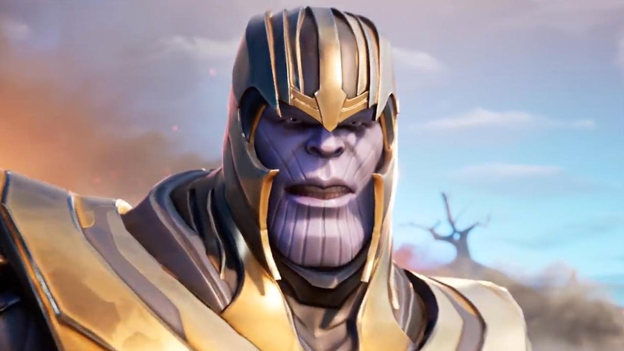 Fortnite laat spelers weer tegen Avengers-schurk vechten