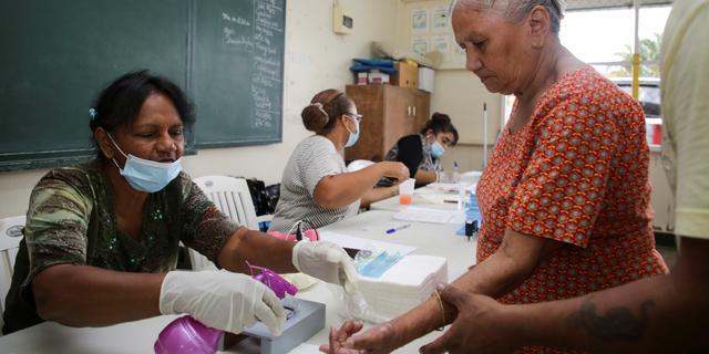 Verkiezingsuitslag Suriname uitgesteld vanwege coronabesmetting