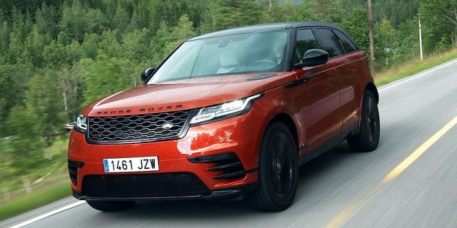 Nieuwe motoren en uitrusting voor Range Rover Velar