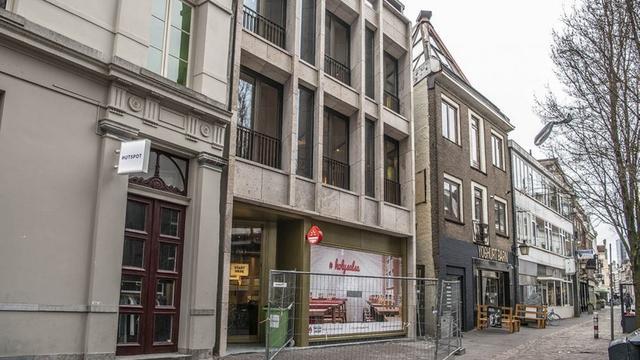 Salsa Shop opent vestiging in nieuw gebouw aan de Vinkenburgstraat