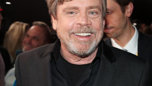 Star Wars-acteur Mark Hamill regelt rol Guardians of the Galaxy op Twitter