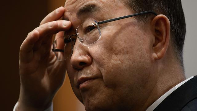 Ban Ki-Moon spreekt zorgen uit over kinderexecuties in Iran