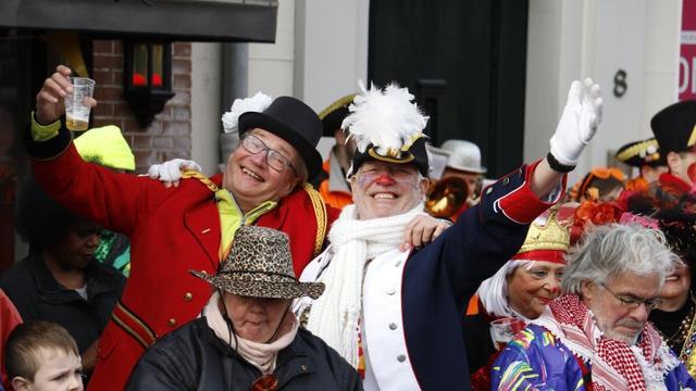 Motto voor carnaval 2020 in Breda is 'Draoj'ut is om'