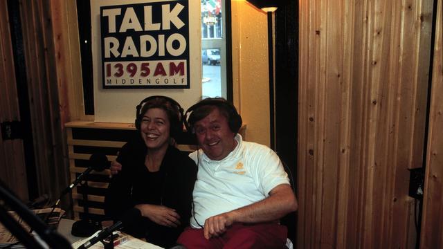 Praatzender Talk Radio maakt dit jaar rentree