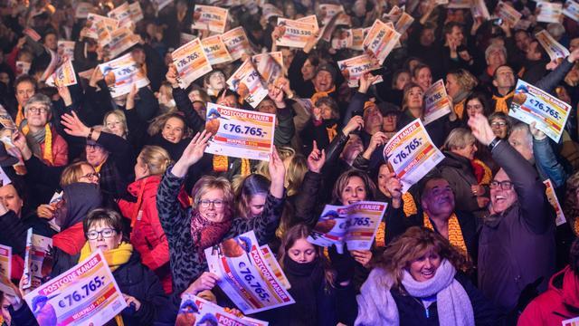 Kanjerwinnaars uit Glimmen winnen ruim 76.000 euro per lot