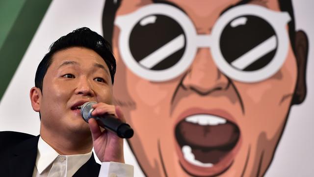Meer dan een miljoen kijkers voor nieuwe videoclip Psy
