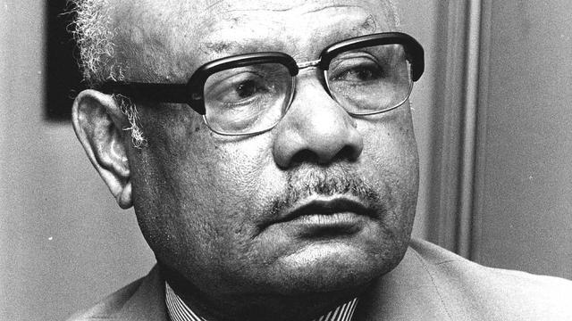 Oud-Papoealeider Nicolaas Jouwe (93) overleden