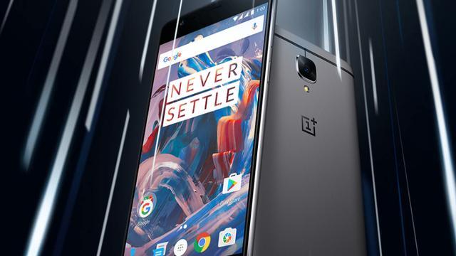 OnePlus lanceert nieuwe smartphone OnePlus 3