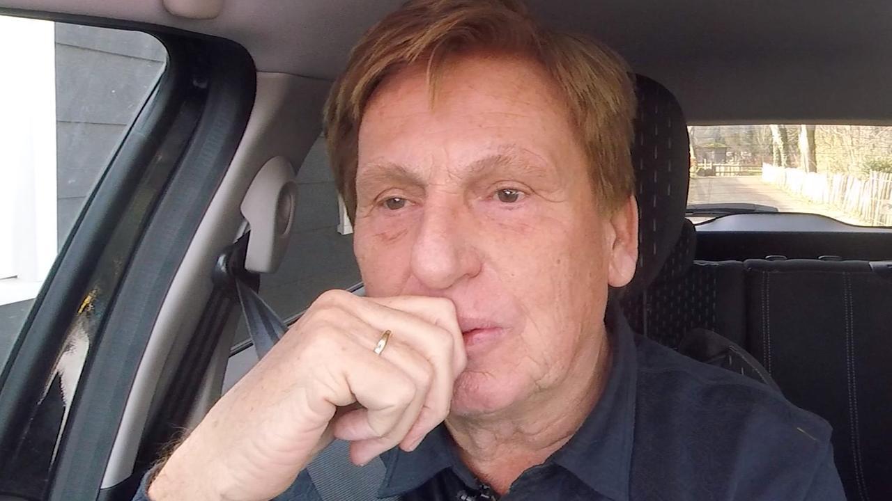 In de auto met Henny Huisman: 'Celibaat is kapitale fout van kerk'