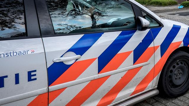 Brand garage Maastricht mogelijk door spelende kinderen