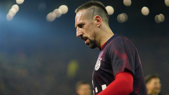 Ribéry biedt excuses aan voor belagen verslaggever na Dortmund-Bayern