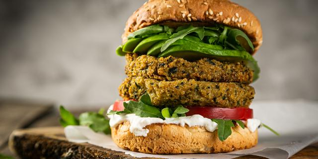 Fastfoodketen Burger King brengt twee veganburgers naar Europa