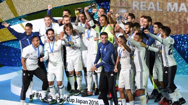 FIFA maakt plannen voor lucratieve Nations League en WK voor clubs