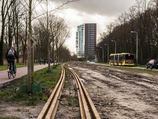 'Communicatie over problemen rond aanleg van tramlijn kon beter'