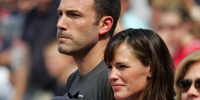 Jennifer Garner en Ben Affleck weer terug in Los Angeles