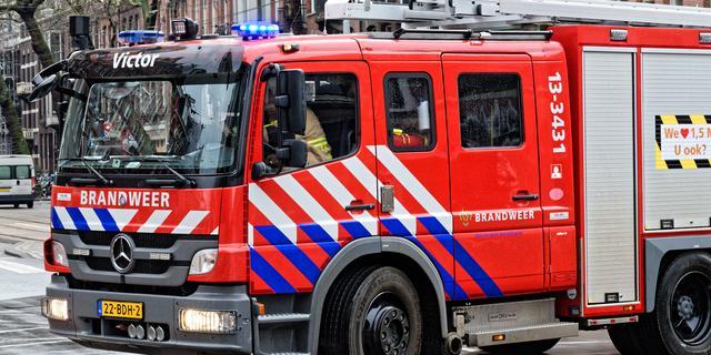 Twee auto's gaan kort na elkaar in vlammen op in Eindhoven