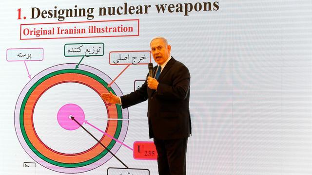 Israël zegt bewijs te hebben dat Iran nucleaire wapenarsenaal uitbreidt