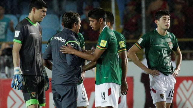 FIFA handhaaft puntenverlies Bolivia