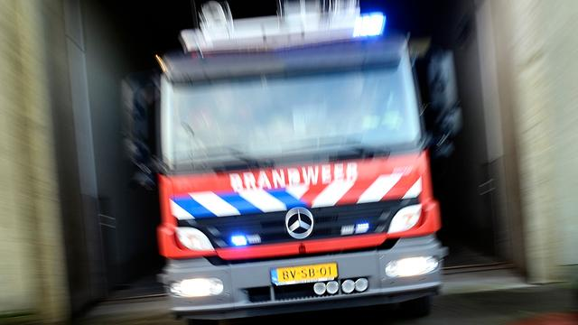 Woningbrand in Vlissingen
