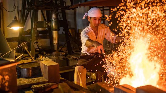 Japan: het land van duizend en een ambachten