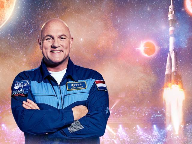 Early bird actie: gratis rang-upgrade bij André Kuipers SpaceXperience 2018