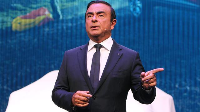 Mitsubishi bevestigt dat Carlos Ghosn de nieuwe topman wordt