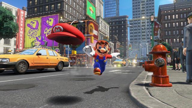 Super Mario Odyssey komt op 27 oktober uit