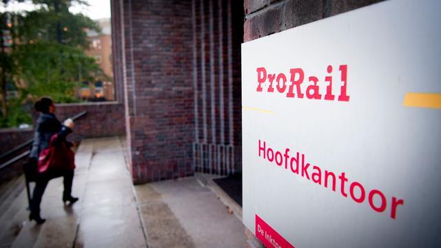 ProRail krijgt voorwaardelijke boete van 1,2 miljoen voor prestaties 2017