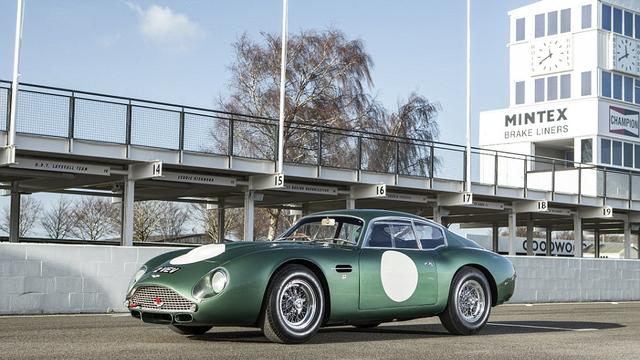 'Aston Martin getipt als duurste Britse veilingauto ooit'