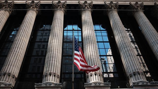 Tech en olie drijvende krachten Wall Street
