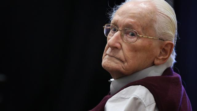 Vier jaar cel voor 94-jarige kampbewaarder Auschwitz