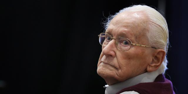 Oud-kampbewaarder Auschwitz (96) gezond genoeg voor gevangenisstraf