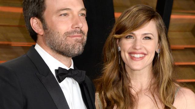 Ben Affleck en Jennifer Garner nog steeds niet officieel gescheiden