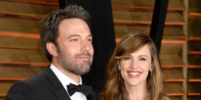 Scheiding Ben Affleck en Jennifer Garner eindelijk rond