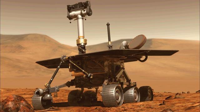 NASA beëindigt missie met kapotte verkenner Opportunity op Mars