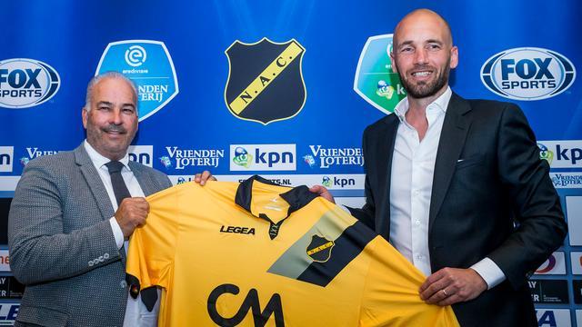 Trainer Van der Gaag verruilt Excelsior voor NAC Breda