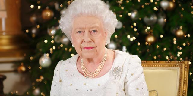 Koningin Elizabeth heeft het zwaar met overlijden prins Philip