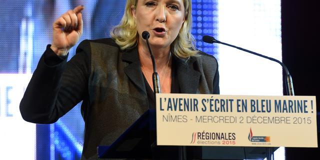 Le Pen verliest immuniteit Europees parlement om tweets