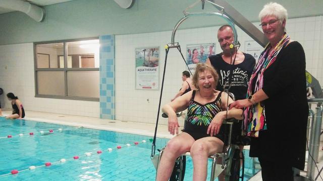 De Vrijwilliger: 'Een paar jonge deelnemers hebben nu een zwemdiploma'