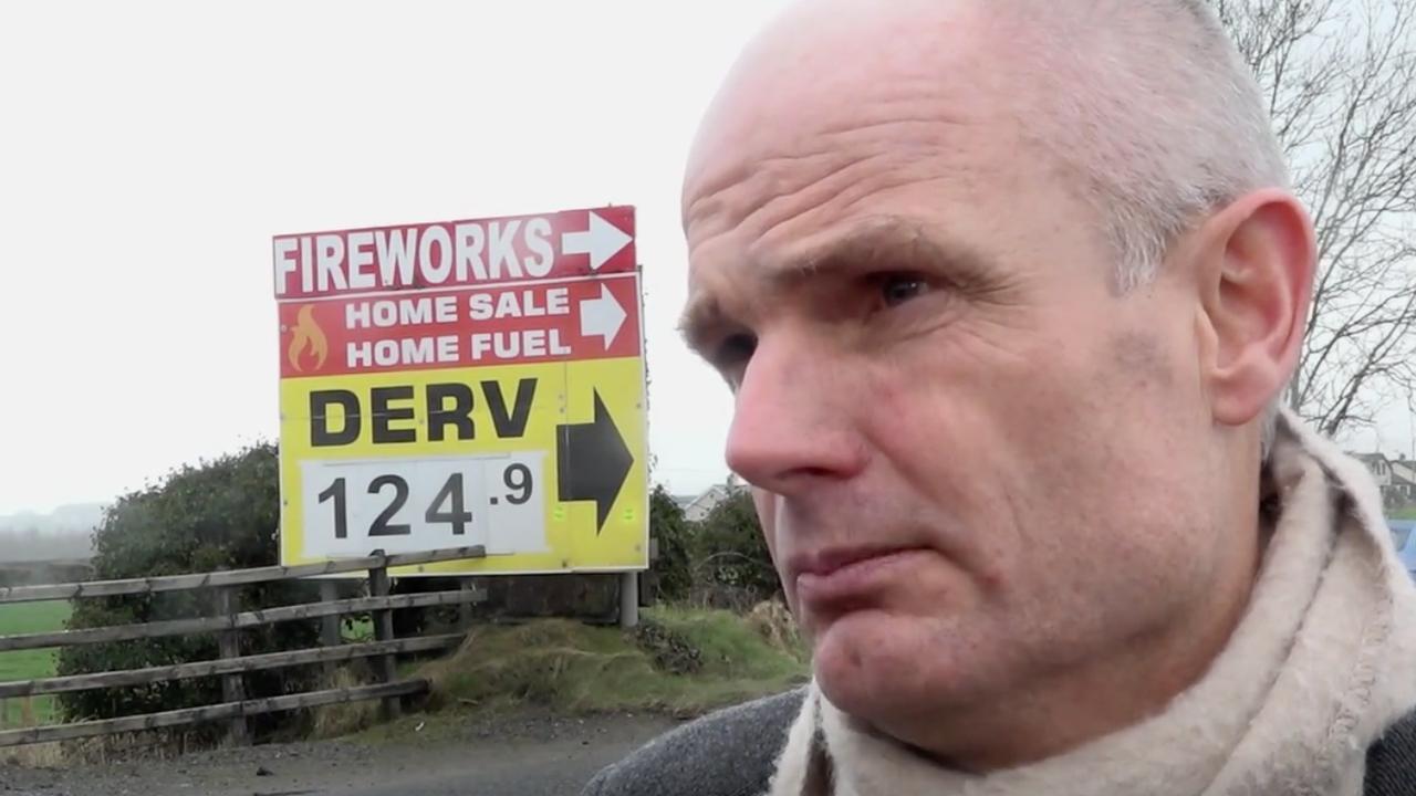 Blok op grens Ierland:'Onrust en geweld vermijden'