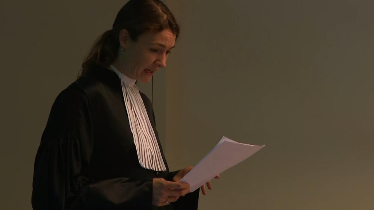 OM eiste acht jaar cel tegen ex Sandra Geraldino