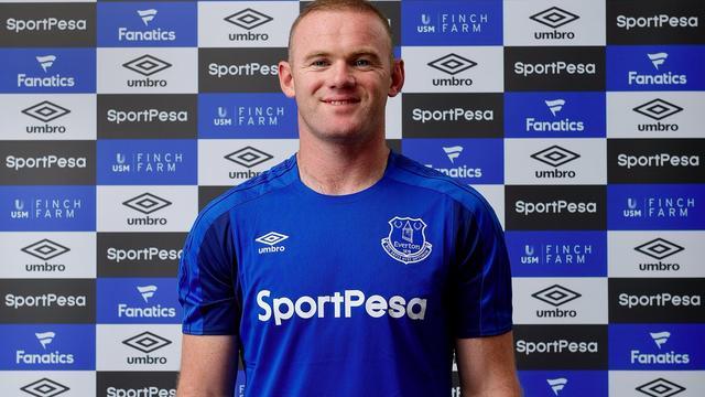 Rooney keert na dertien jaar terug bij Everton
